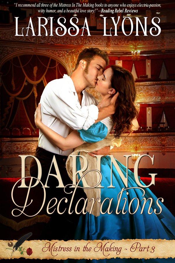 Daring Declarations cover