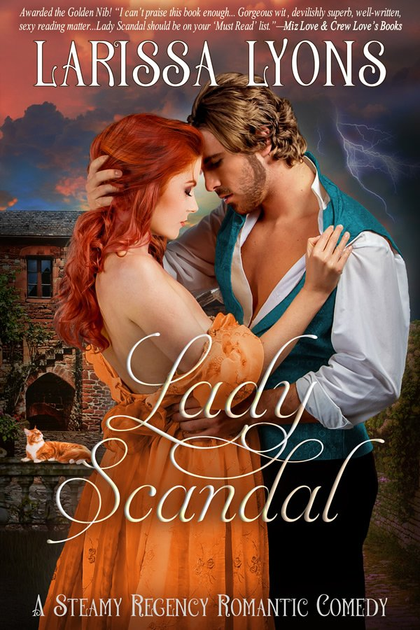 Lady Scandal cover