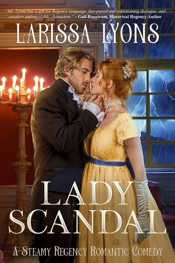 prior Lady Scandal cover