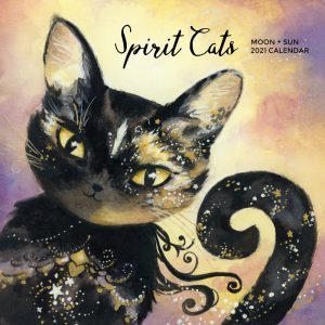 SpiritCats Calendar Cover