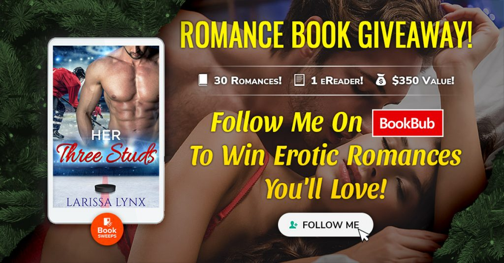 30 Romance book giveaway graphic