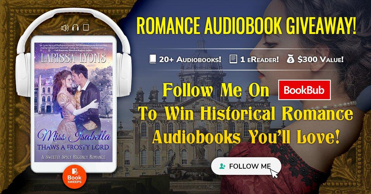Win FREE Audiobooks – Yay!