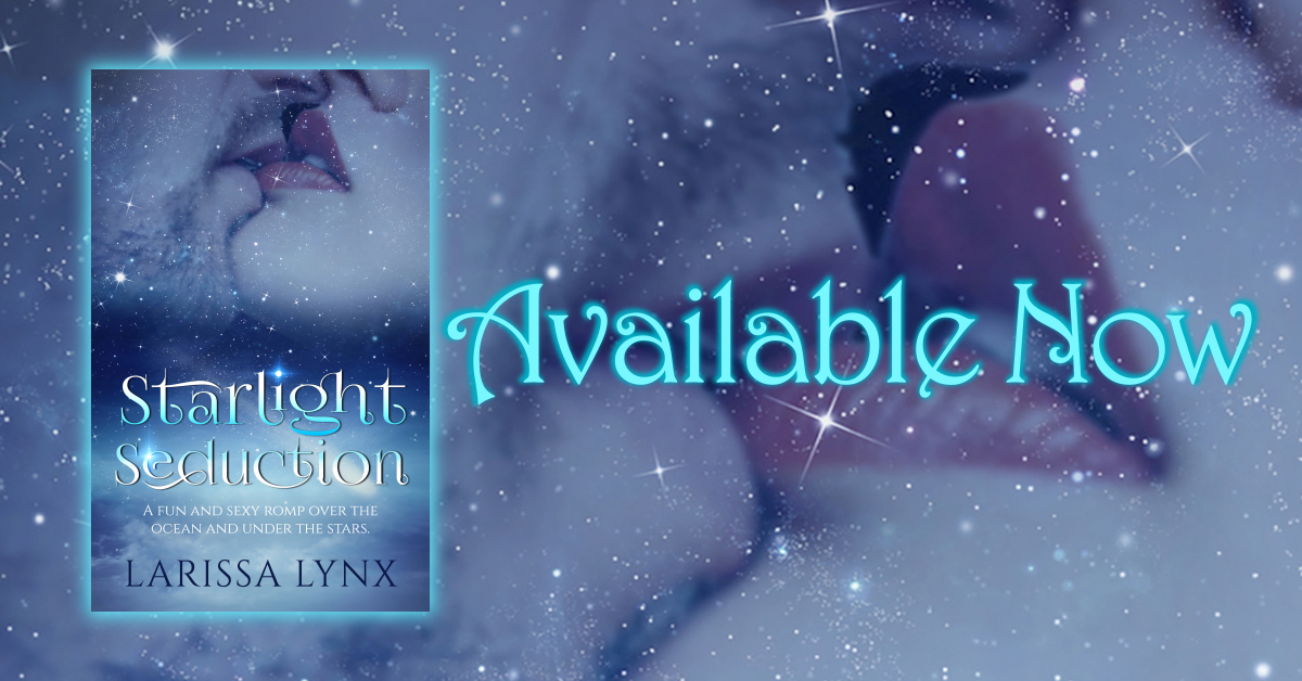 Only 99¢ – Starlight Seduction, a fun and sexy vacation romance.