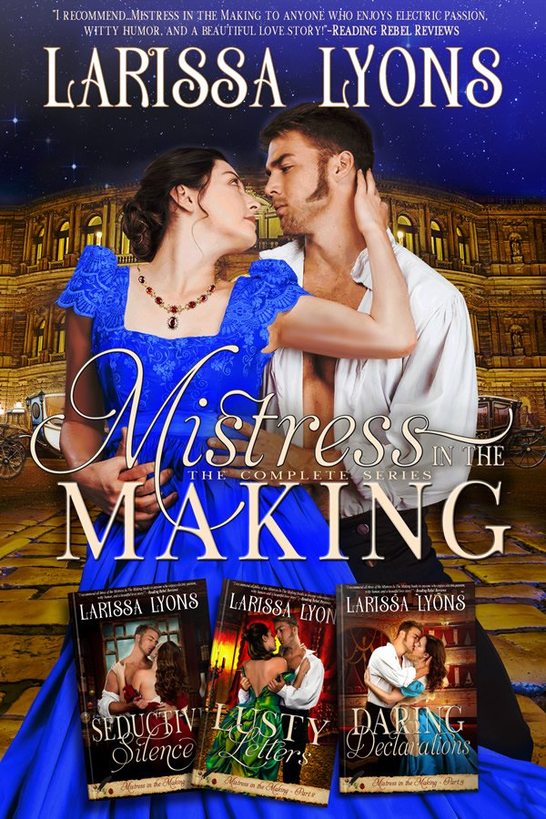Mistress in the Making cover