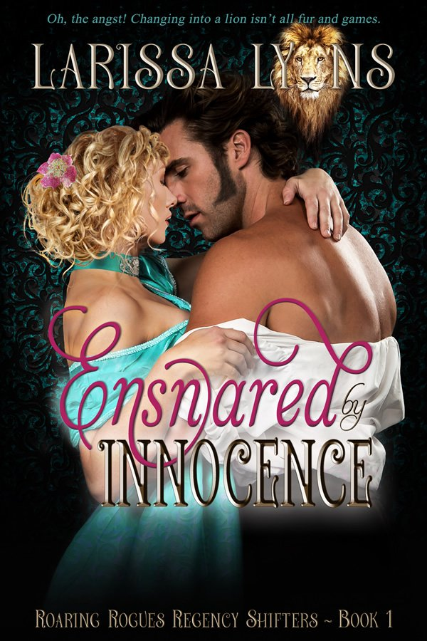 Ensnared by Innocence cover